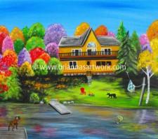 """Honeybear Cottage"" 2011"