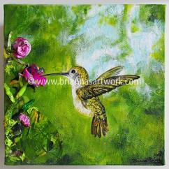 Hummingbird's-Green-Escape-Camera-low