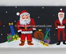 """Santa & Daddies"" 2010"