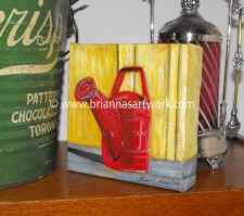"""""""The Red Watering Can"""" 2010"""