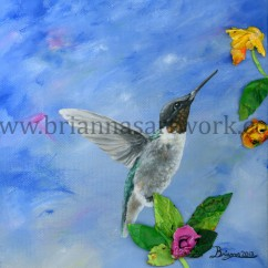 Hummingbird Blues final smallcopyright