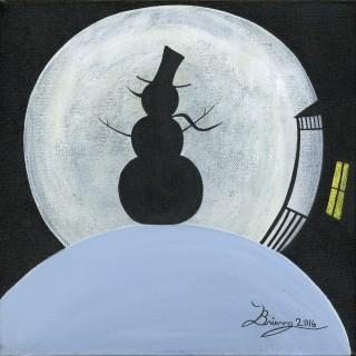 """Snow Moon"" 2016"