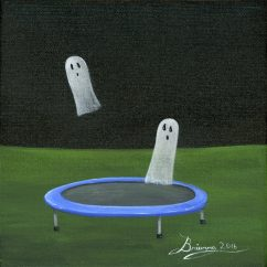 Ghost Bouncing small