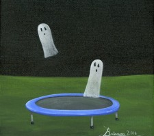 """""""Ghost Bouncing"""" 2016"""