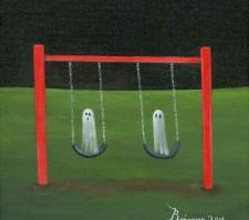"""""""Ghost Swing"""" 2016"""